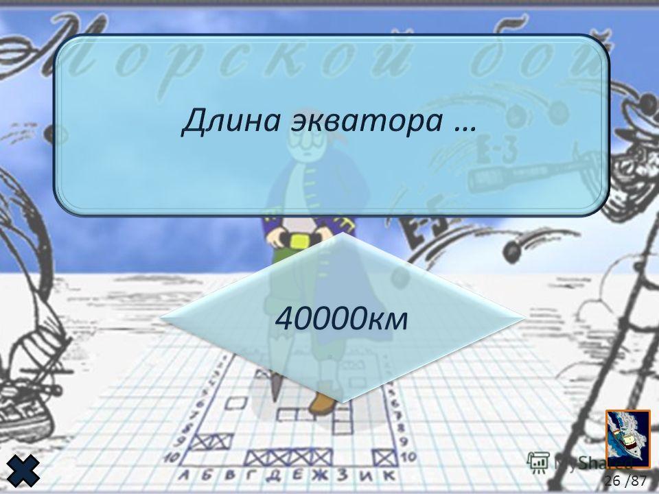 40000км 40000км 26 /87