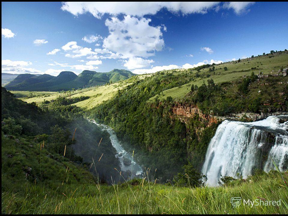 Южная Африка Капские горы Драконовы горы