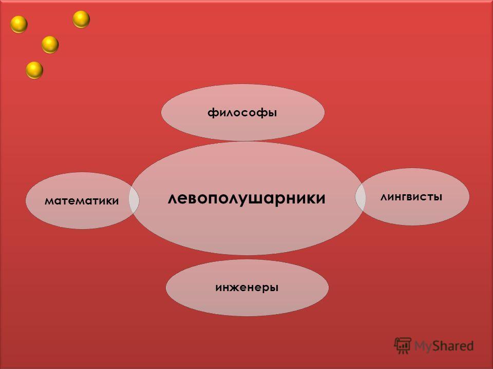 левополушарники философылингвистыинженерыматематики