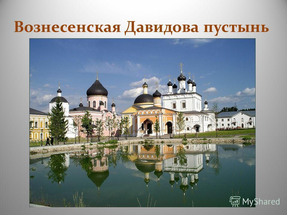 Вознесенская Давидова пустынь 828.11.2013
