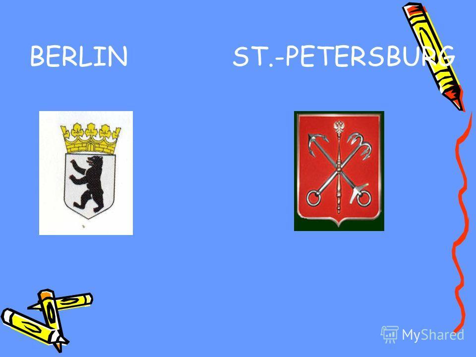 BERLIN ST.-PETERSBURG