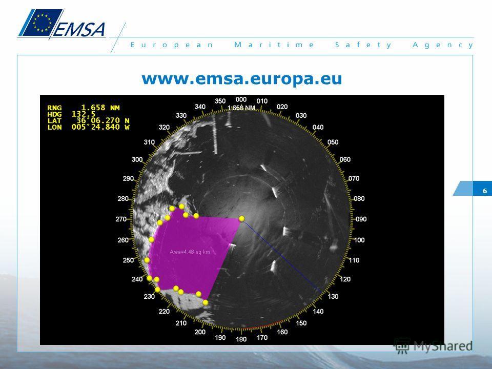 www.emsa.europa.eu 6