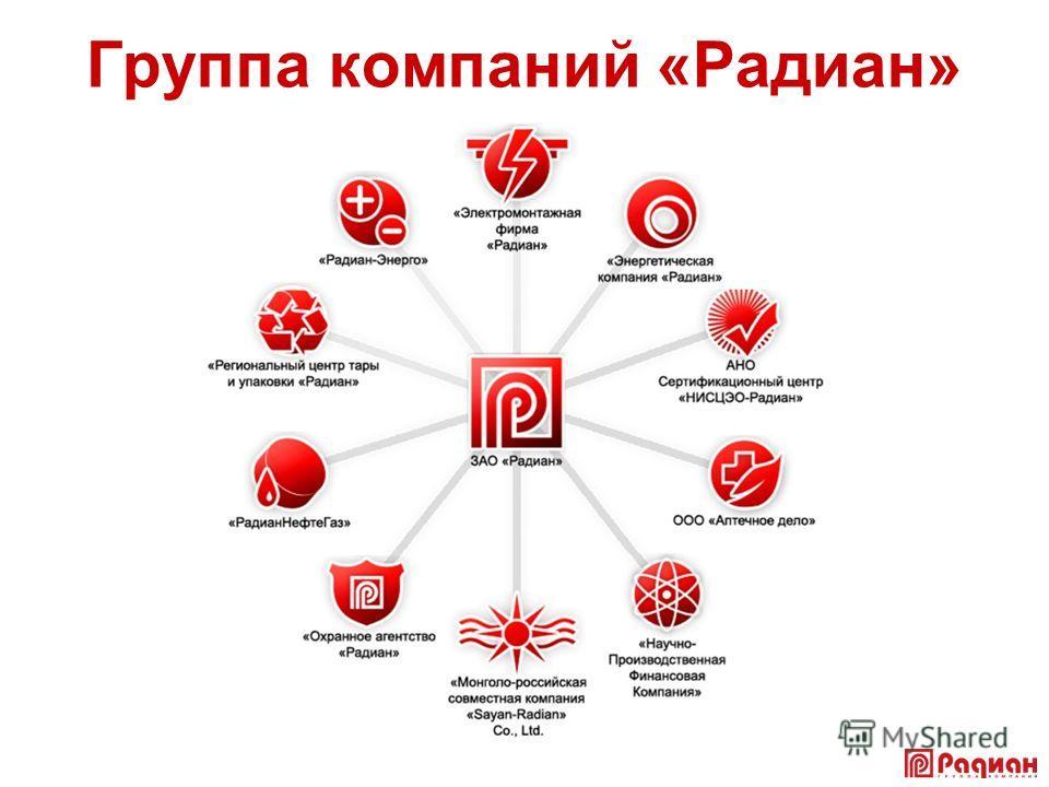 Группа компаний «Радиан»
