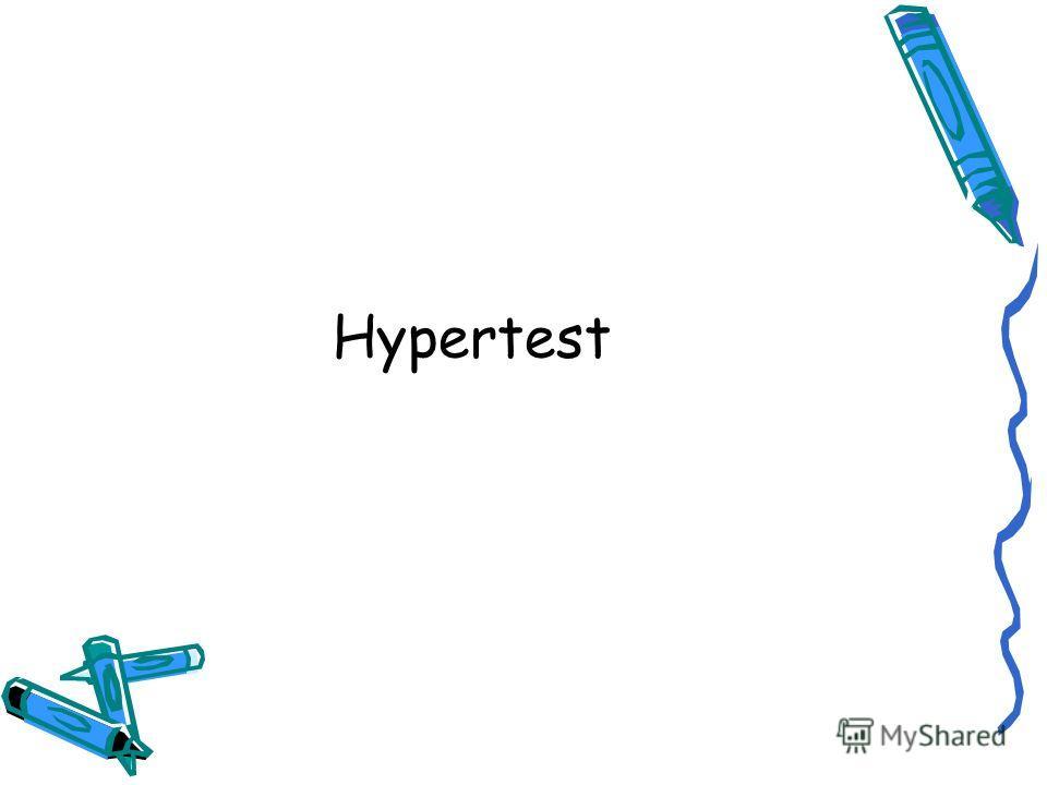 Hypertest