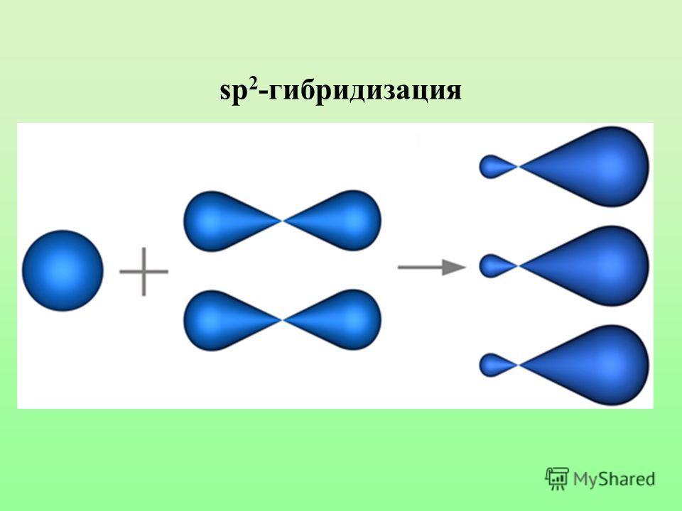 sp 2 -гибридизация