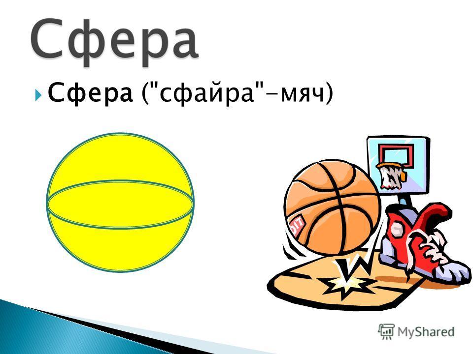 Сфера (сфайра-мяч)
