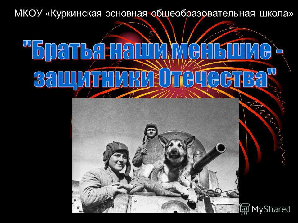 МКОУ «Куркинская основная общеобразовательная школа»