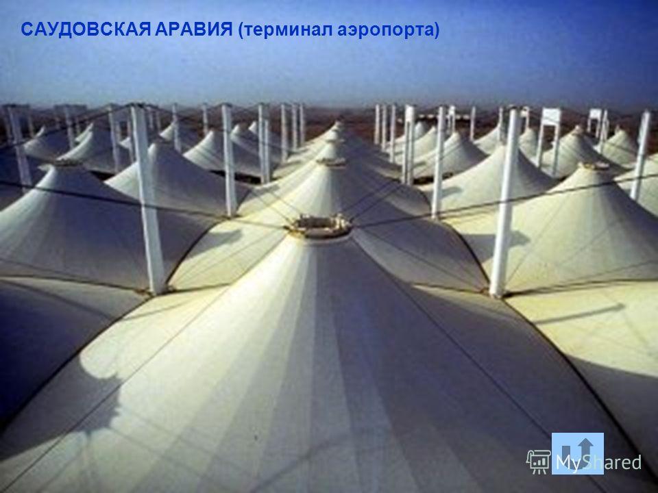 САУДОВСКАЯ АРАВИЯ (терминал аэропорта)
