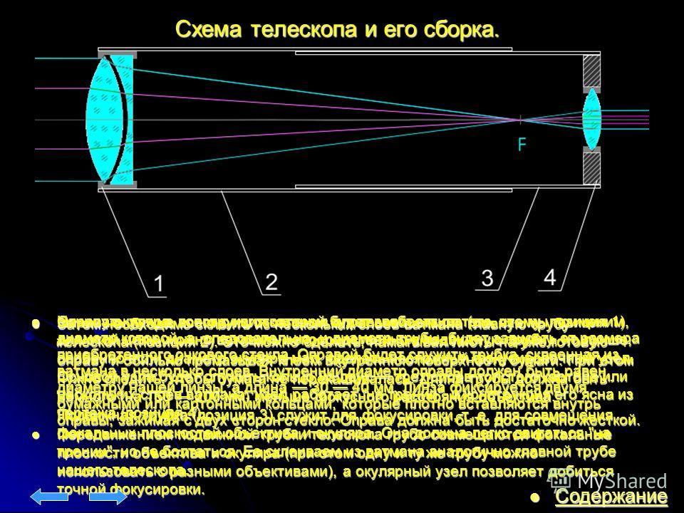 Как сделать свой телескоп 274