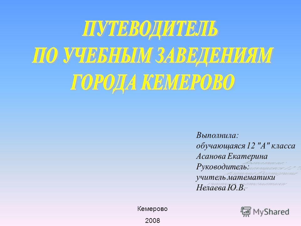 Кемерово 2008