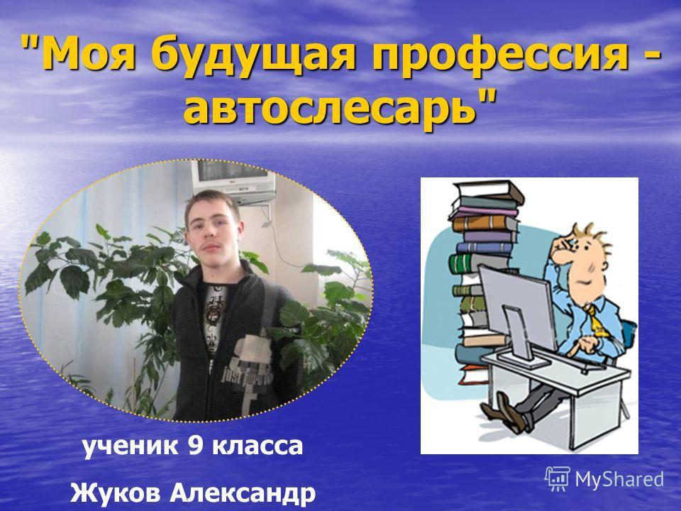 УЧЕБНЫЙ ПРОЕКТ «МОЙ ВЫБОР» 2009