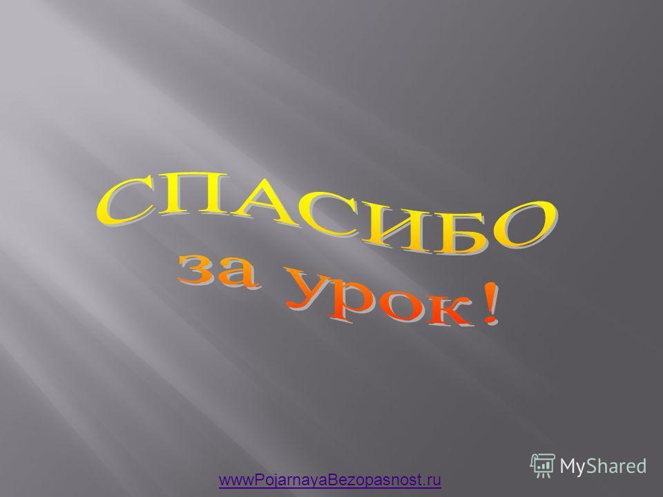 wwwPojarnayaBezopasnost.ru