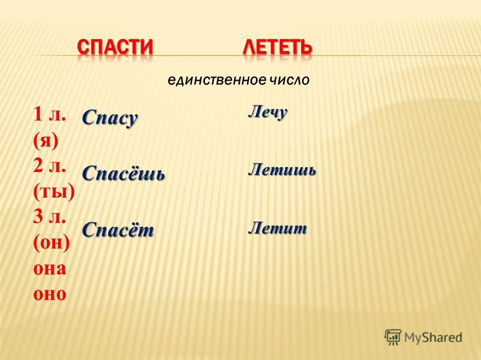 ПРОБЛЕМА Каковы особенности словоизменения глаголов ? ПРОБЛЕМА