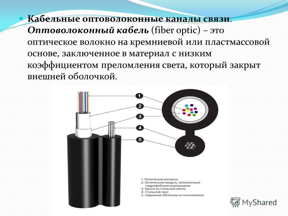 Коаксиальный кабель (coaxial cable) - это кабель с центральным медным проводом, который окружен слоем изолирующего материала для того, чтобы отделить центральный проводник от внешнего проводящего экрана (медной оплетки или слой алюминиевой фольги). В