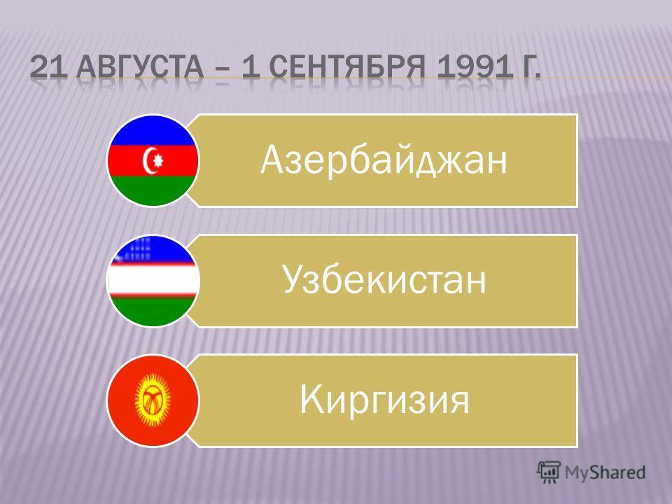 Азербайджан Узбекистан Киргизия
