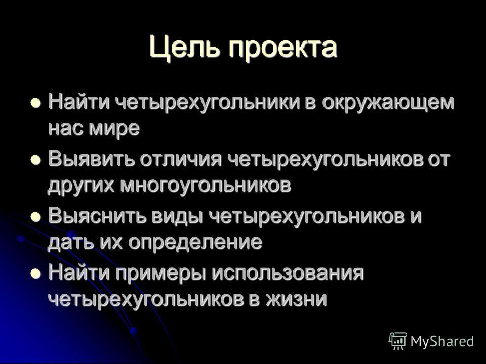 Мир четырёхугольников. Ученик 8 «Б» класса Школы 34 Молодцов Александр Олегович.