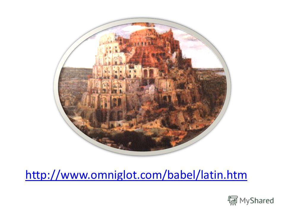 http://www.omniglot.com/babel/latin.htm