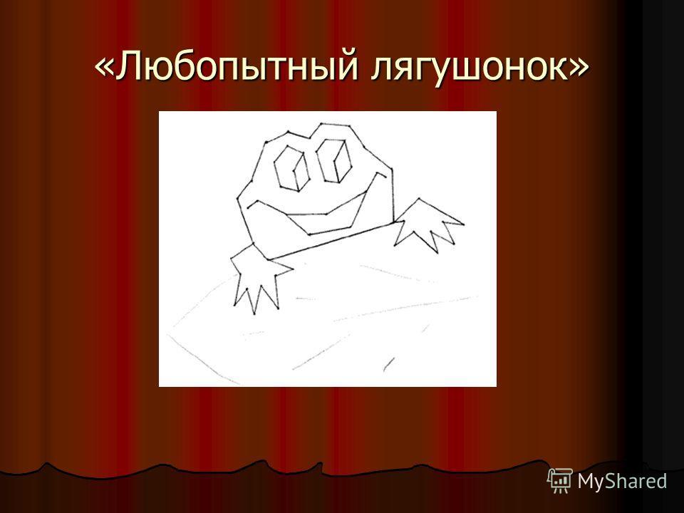 «Любопытный лягушонок»