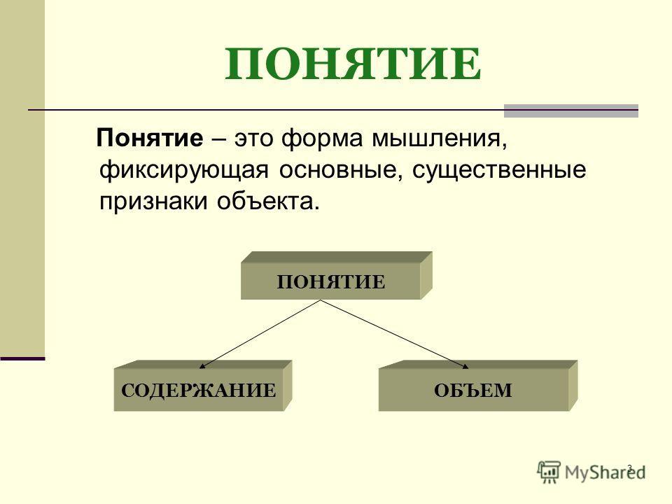 2 Формы мышления Логика – это наука о формах и способах мышления. Формы мышления понятие суждение умозаключение