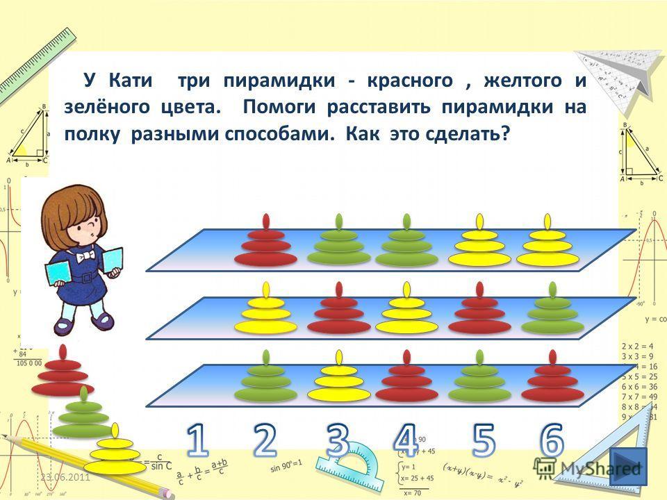 Математический фокус 1.Задумай число. 2.Прибавь 2. 3.Умножь результат на 3. 4.Отними 5. 5.Отними задуманное число. 6.Умножь на 2. 7.Отними 1. 23.06.2011Коломенская Виктория Григорьевна