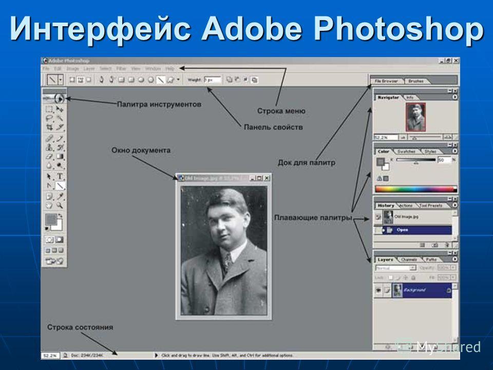 Программа Фотошоп На Русском