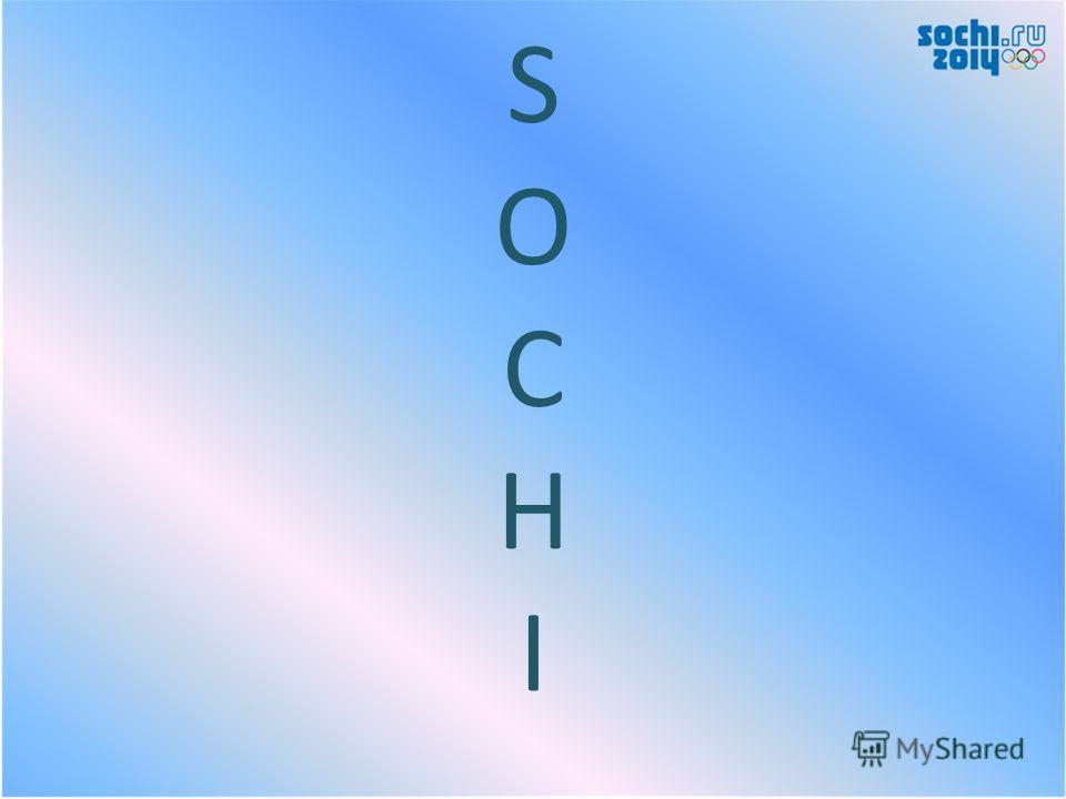 SOCHISOCHI