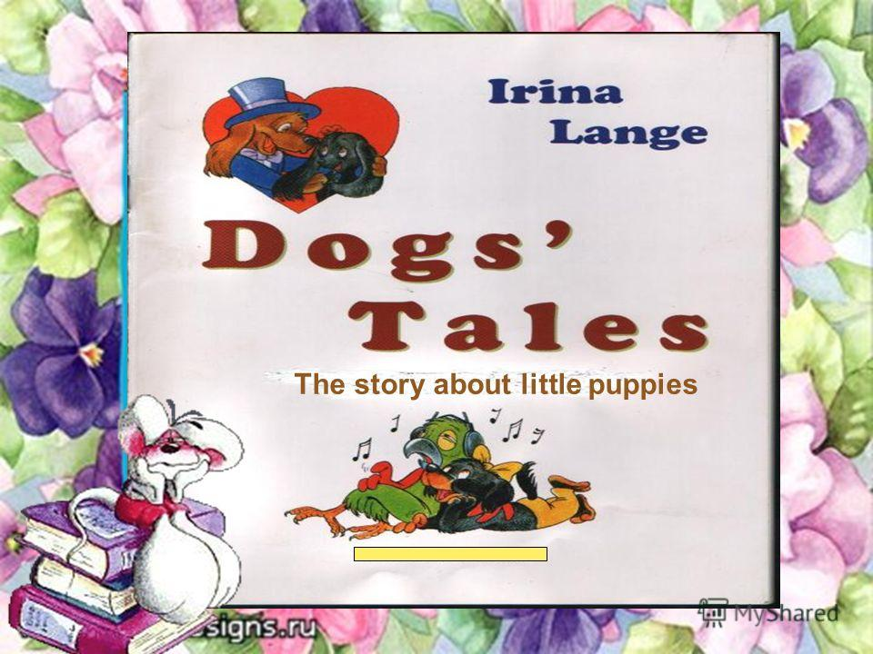 The story about little puppies