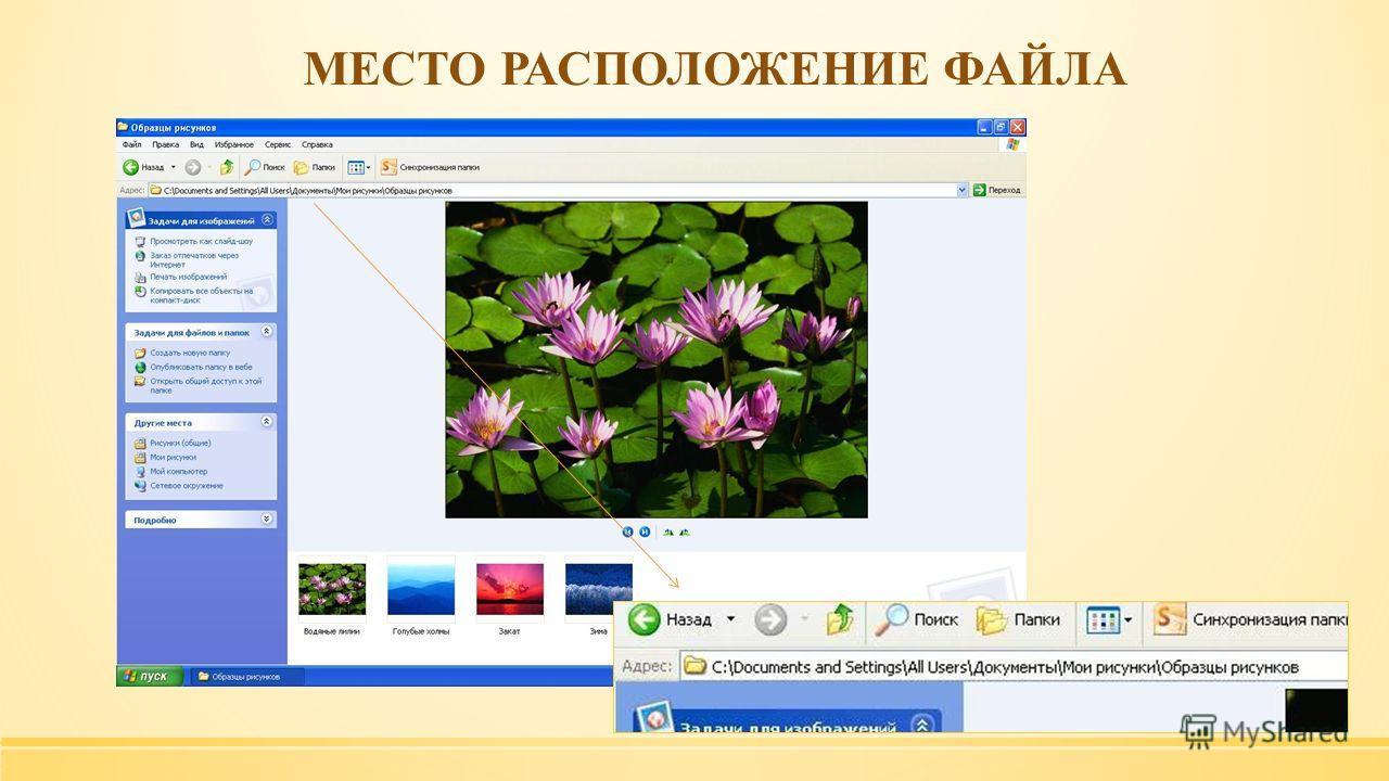 презентация босова управление компьютером