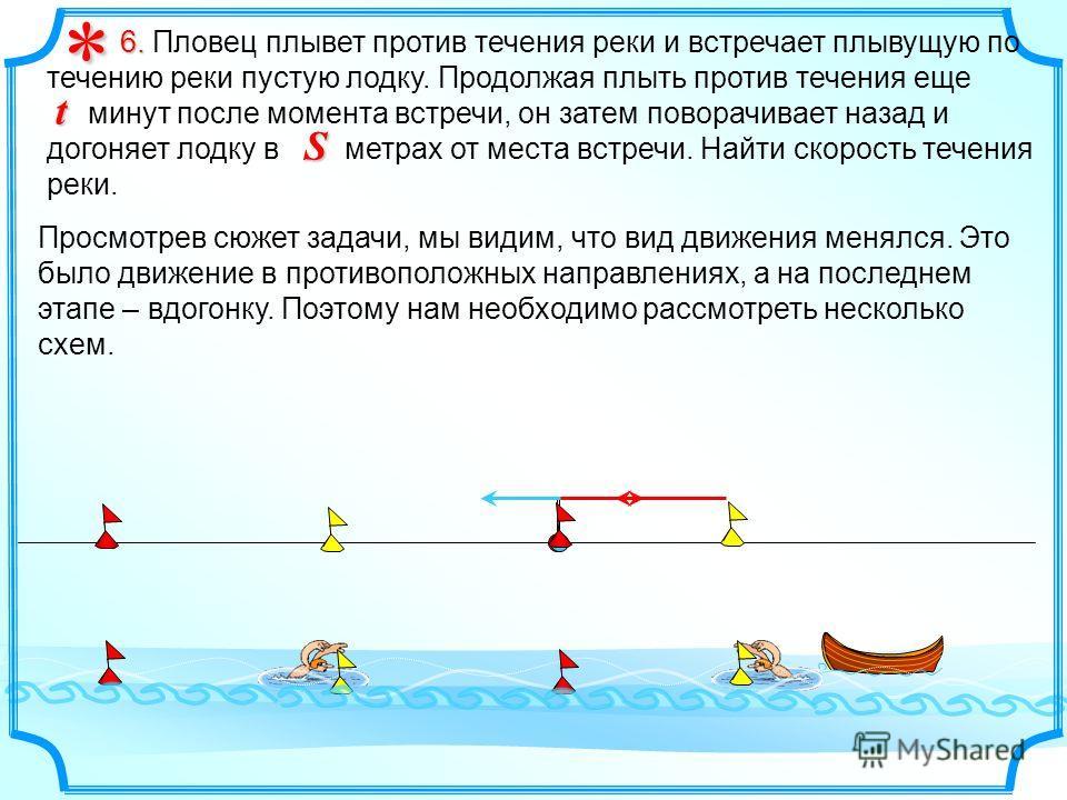 лодка плывет против течения реки. определите скорость