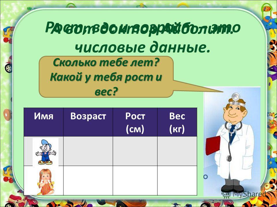 1. У тебя 75 рублей. Сколько игрушек по 25 рублей ты сможешь купить? 2. Количество предметов – это какие данные?