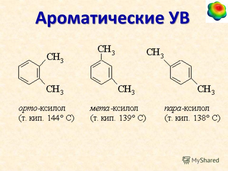 Ароматические УВ