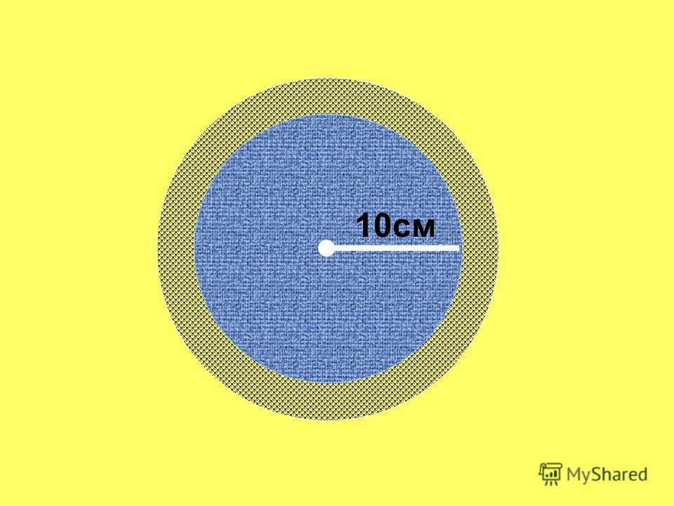 Пожалуйста, помогите определить длину кружева, которое потребуется для отделки 5000 круглых салфеток радиуса 10 см. С уважением директор Малого Предприятия «Кружевница»