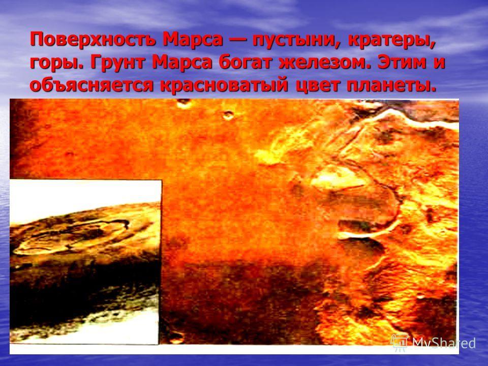 полярная шапка Марса из углекислого газа и льда