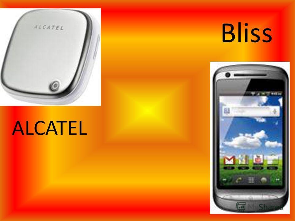 ALCATEL Bliss