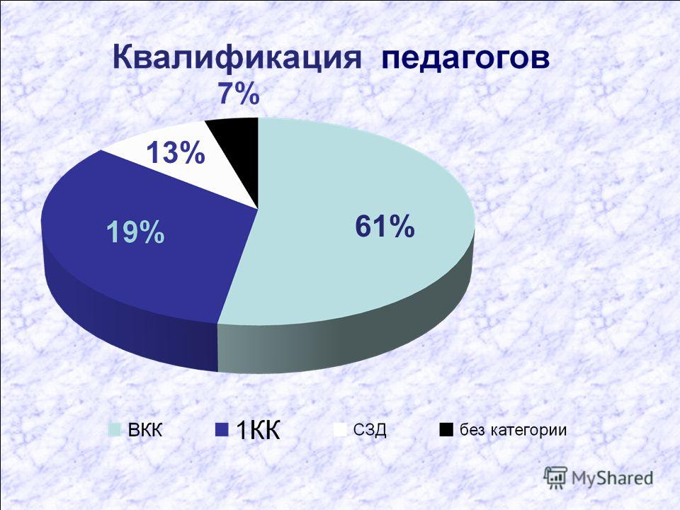 61% 13%