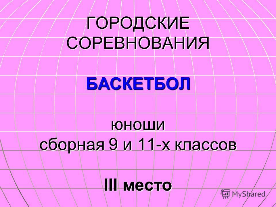 Кубок волейбол II место