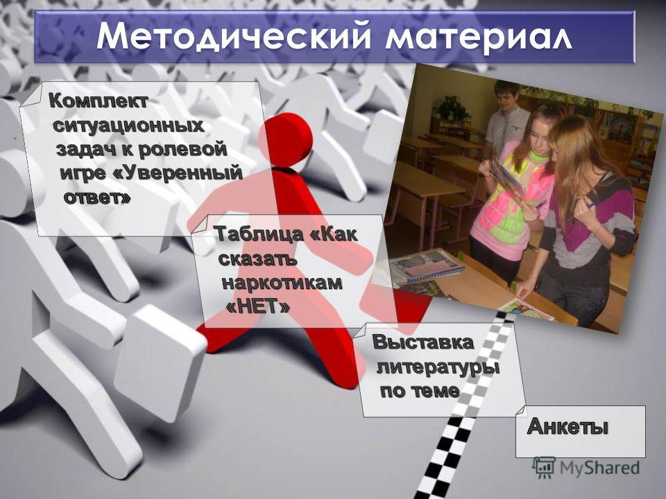 Методический материал