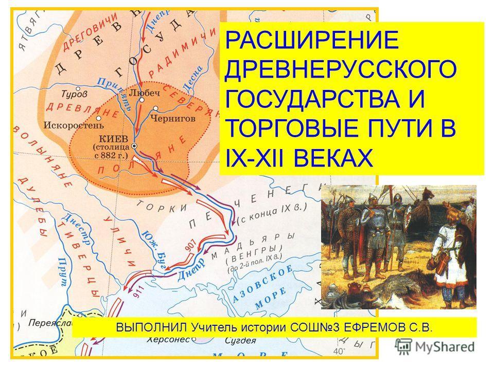 истории СОШ3 ЕФРЕМОВ С.В.