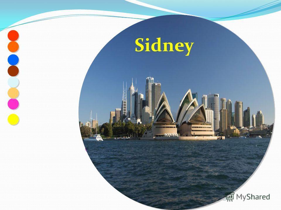 Adelaide Brisbane Canberra Hobart Melbourn e Perth Sidney