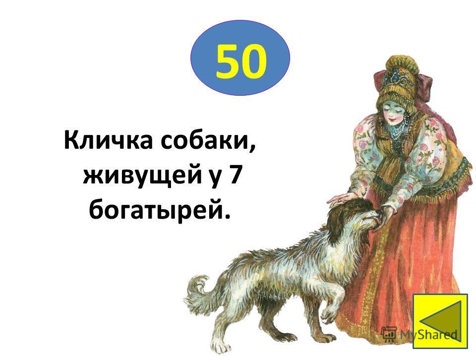 4040 Имя королевича, нашедшего возлюбленную в хрустальном гробу.