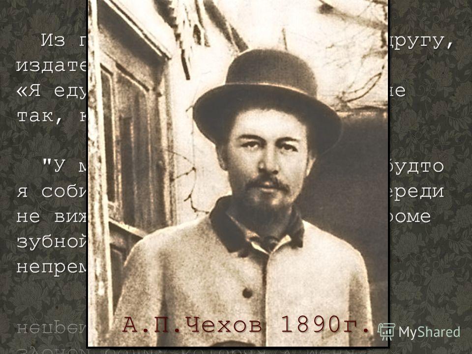 Авилова Лидия Александровна А.П.Чехов 1890г.
