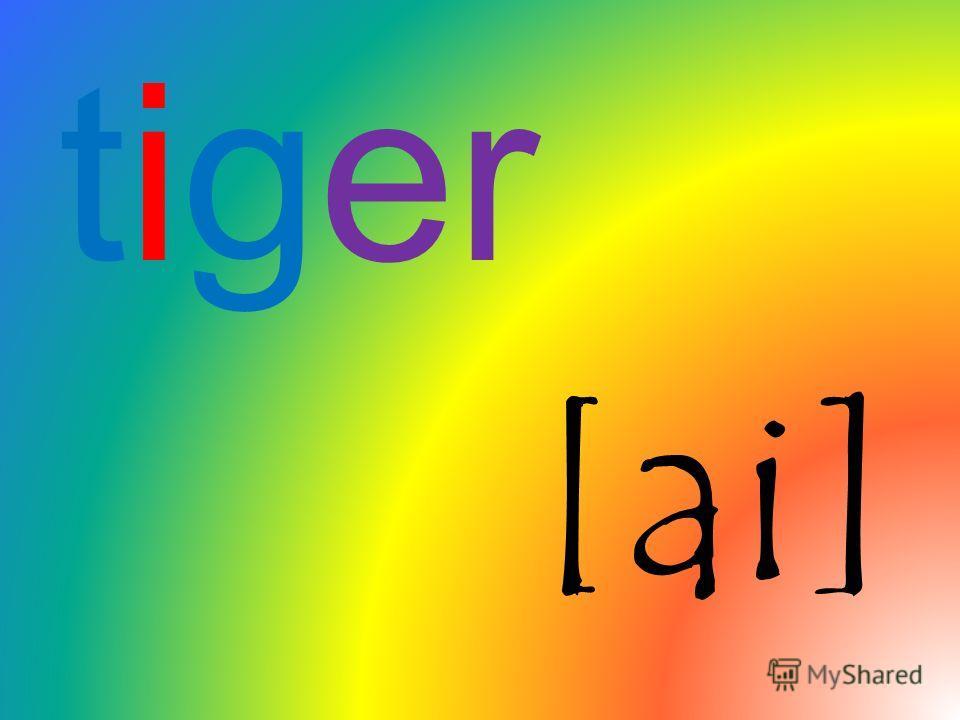 tiger [ai]