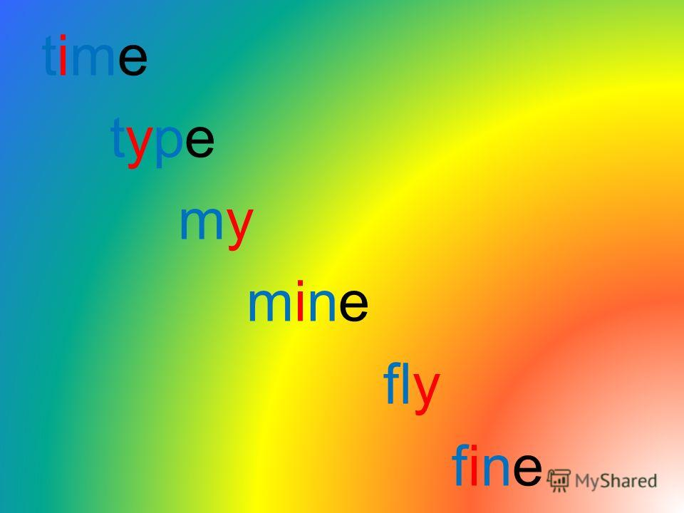 time type my mine fly fine