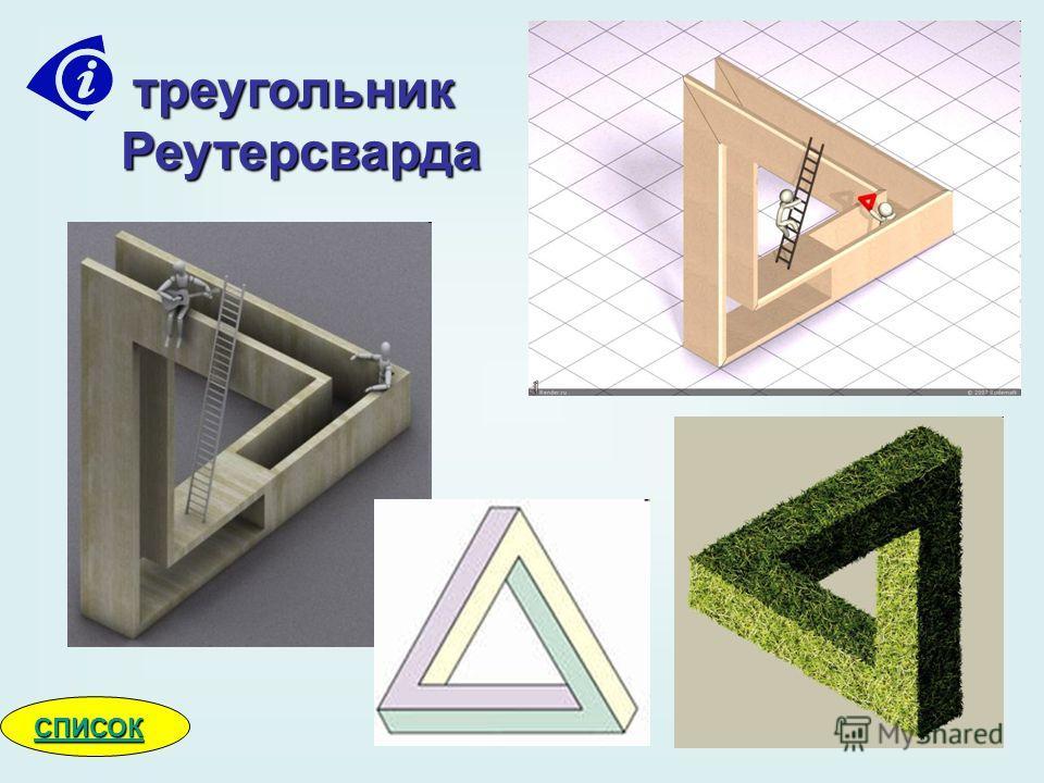 треугольникРеутерсварда