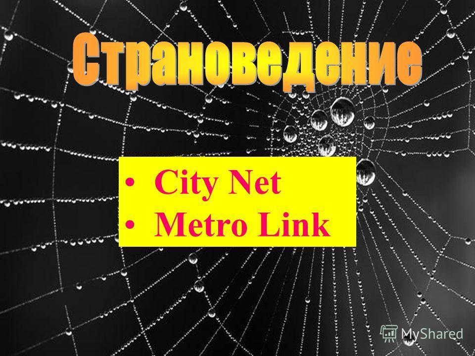 City Net Metro Link