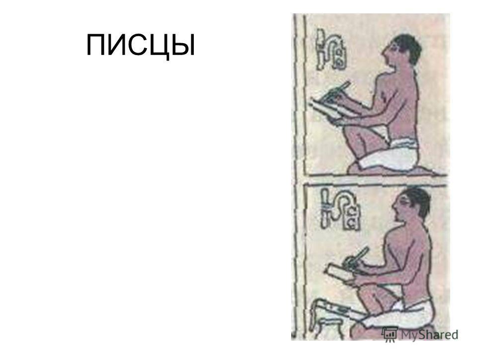 ПИСЦЫ