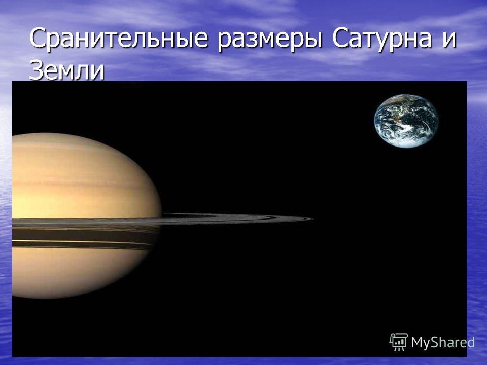 Кольца Сатурна образованы льдинами и камнями