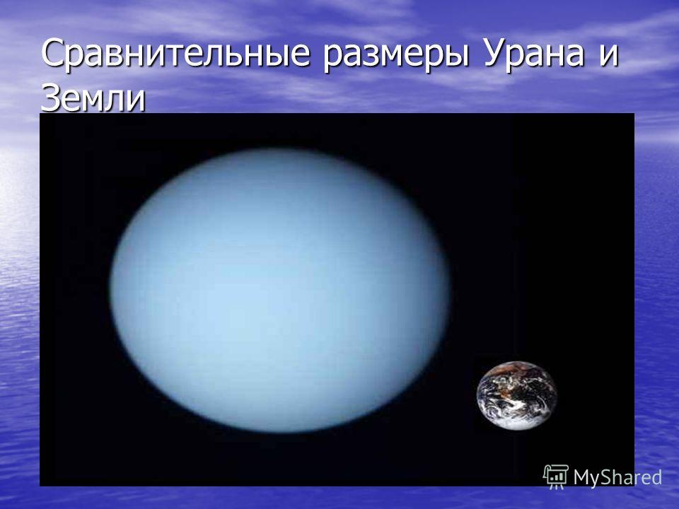 Уран. Его кольца Подобно другим газовым планетам, Уран имеет кольца. Кольца Урана содержат много довольно больших частиц, размеры их колеблются от 10 метров в диаметре до мелкой пыли. Открытие колец Урана после колец Сатурна дало возможность предполо