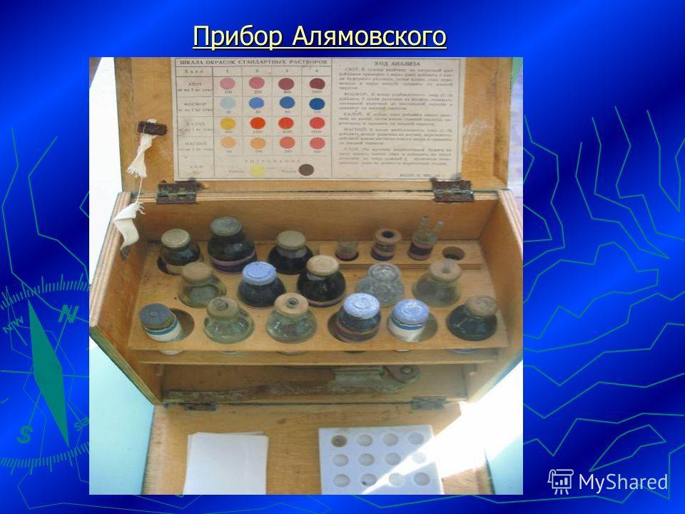 Прибор Алямовского