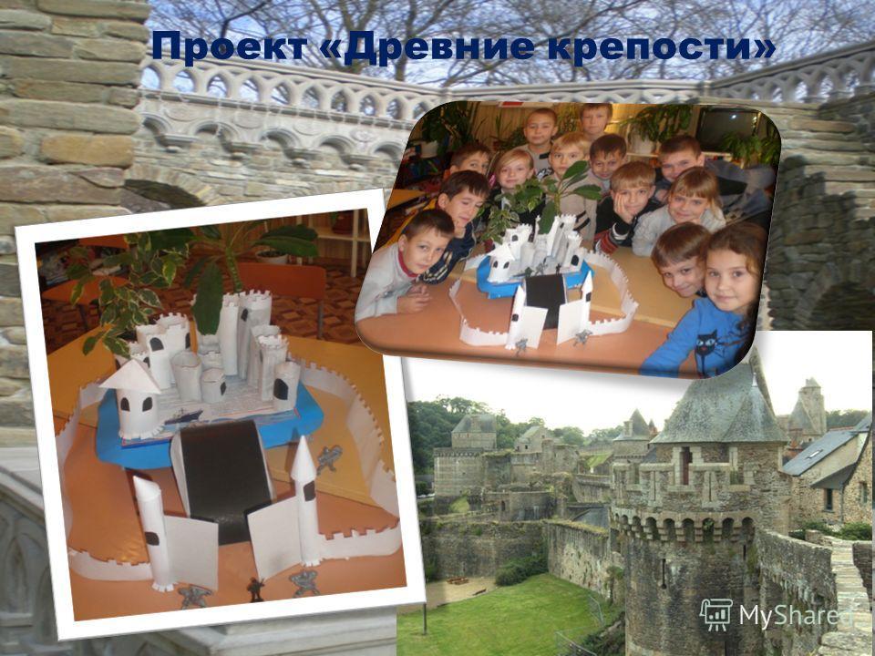 Проект «Древние крепости»
